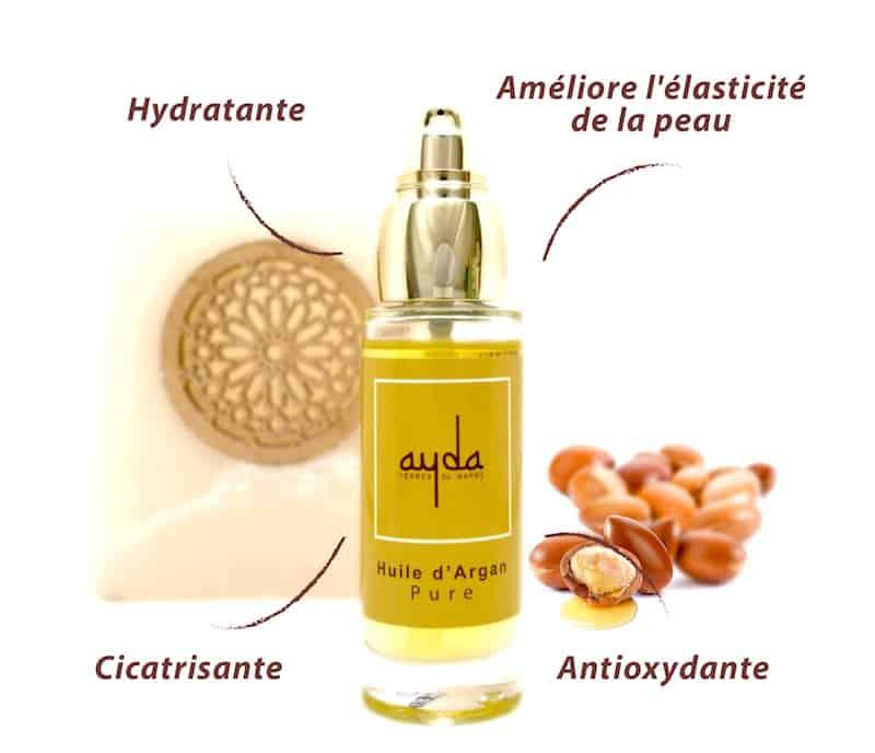 huile argan bio bienfaits