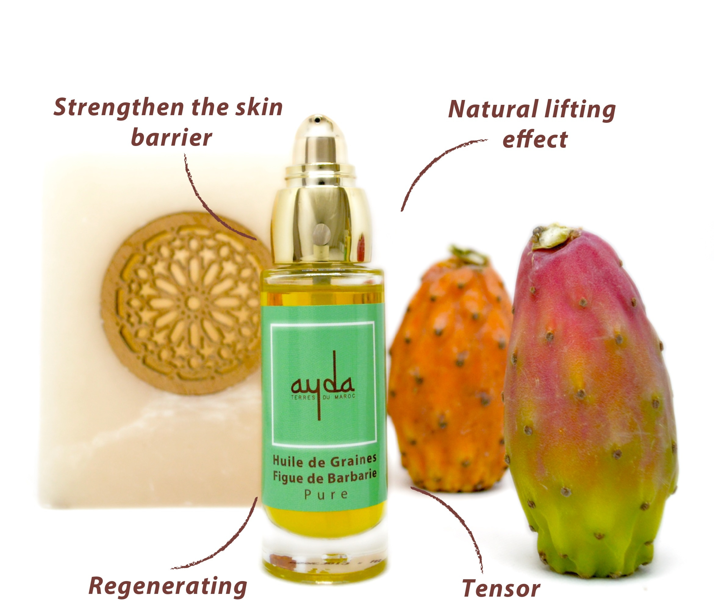 prickly pear seed oil benefits