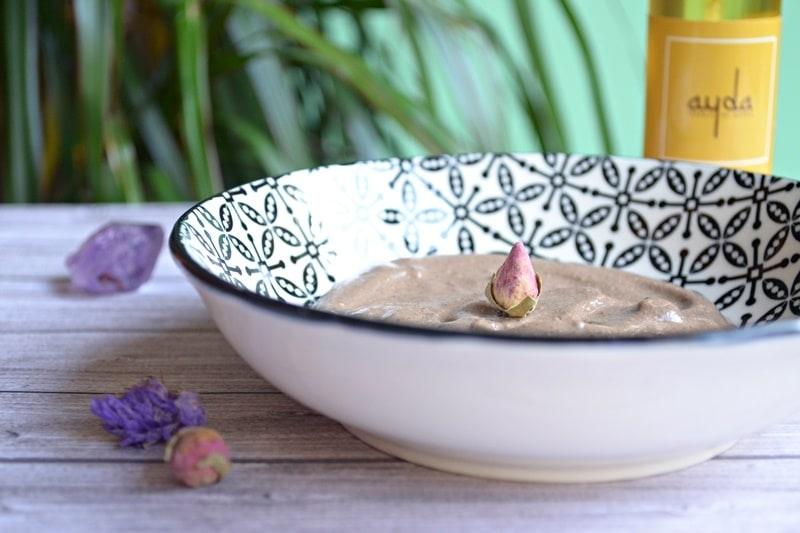 rhassoul routine hammam soin beaute du Maroc