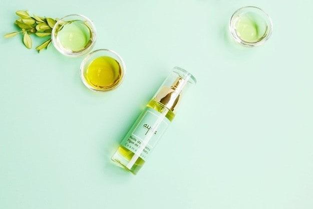 huile végétale - huile végétale alternative crème soin peau cheveux