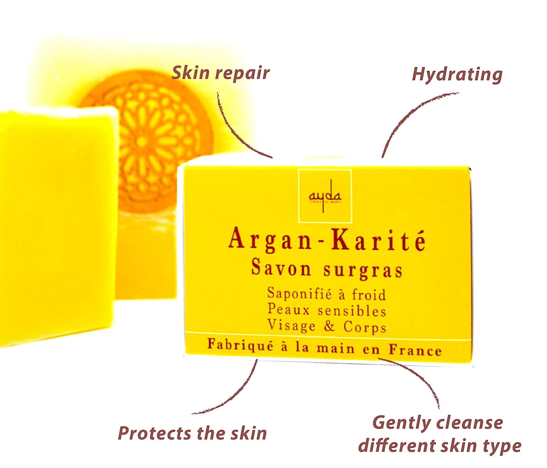 cold soap benefits argan shea