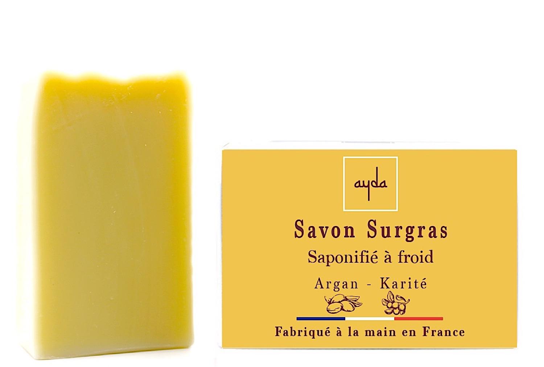 savon a froid bio argan karite