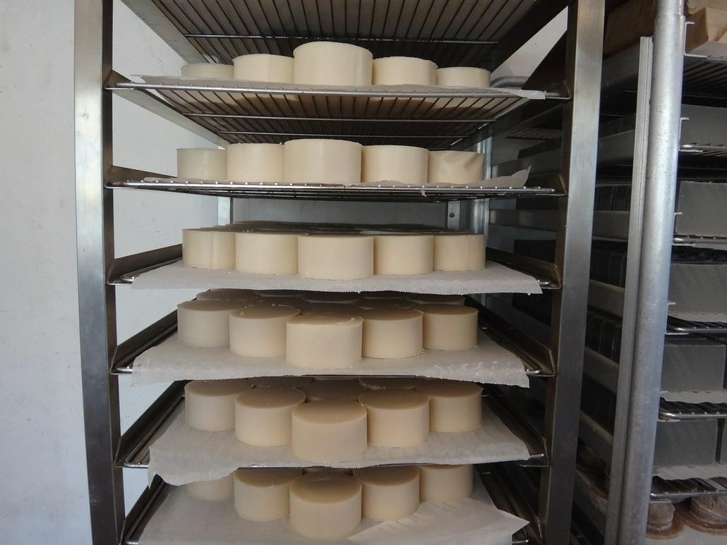 sèchage des savons saponifiés à froid