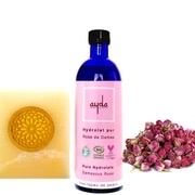 hydrolat rose damas ayda bouchon