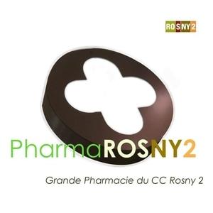 pharmacie rosny 2 - partenaire Ayda