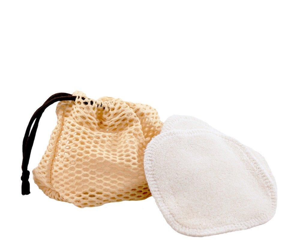kit démaquillage coton bio zero déchet cosmétique ayda
