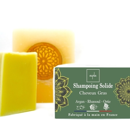 shampoing cheveux gras bio