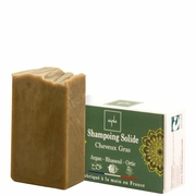 shampoing solide cheveux gras argan rhassoul ortie cosmétique ayda