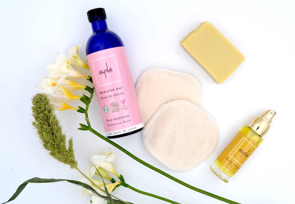 cosmétique bio naturel vegan Ayda cosmetics